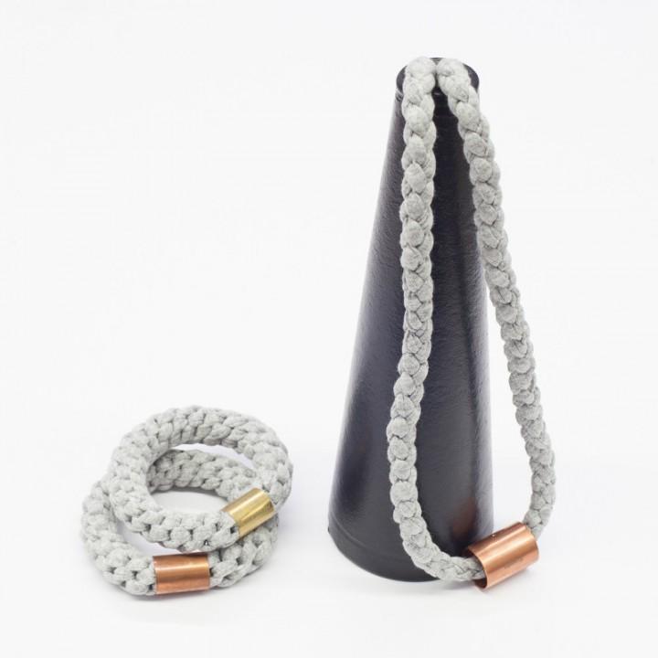 biżuteria RING dla Blue Shadow